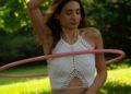 Trabaja el abdomen y reduce cintura con el divertido 'Hula Hoop'