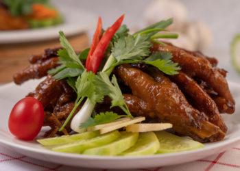 Patas de pollo al horno con limón: consume más seguido esta comida cargada de colágeno y nutrición