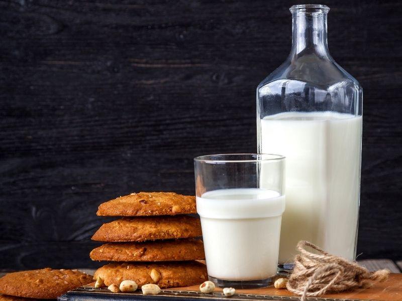 Endulza tus tardes con estas deliciosas galletas sin gluten y sin huevo