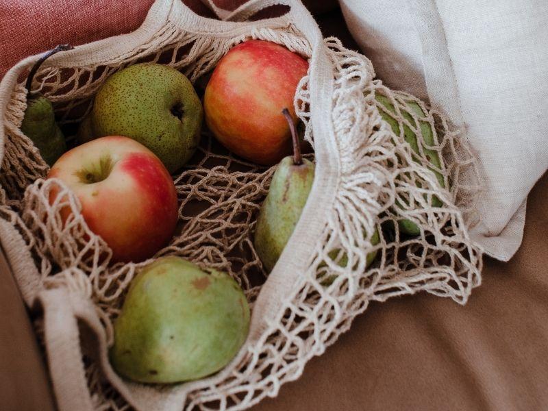Masa de panqueques fácil: aros de manzana para un desayuno saludable