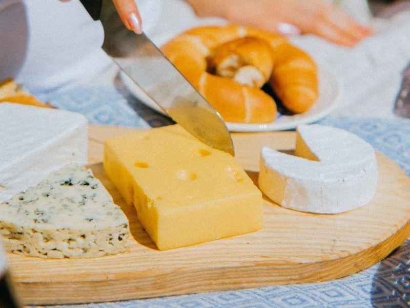 Nuggets de queso para preparar con ingredientes fáciles de conseguir