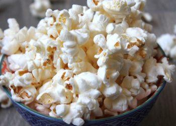Palomitas de maíz: ¿realmente son un 'snack' saludable?