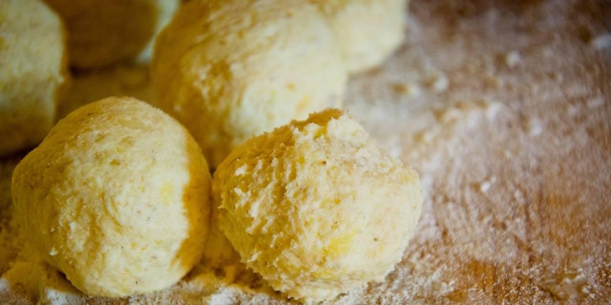 Albóndigas de papa con queso, conoce su preparación y receta