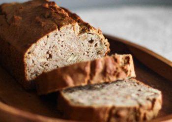 Prepara este pan de calabacín y queso sin gluten ni azúcar