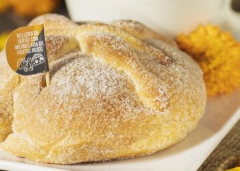 El secreto detrás del pan de muerto: ¿de qué está hecho?