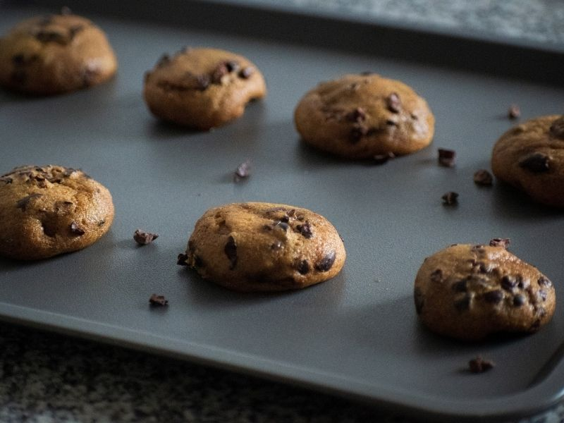 Antójate con estas galletas veganas muy fáciles y deliciosas