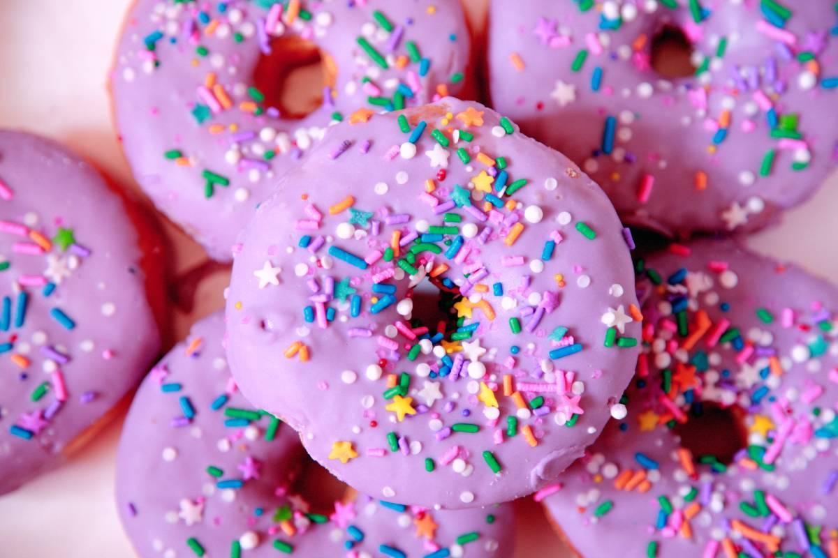 Donuts de arándanos: receta para una merienda especial