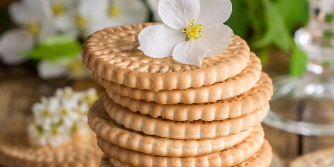 Prepara estas saludables galletas de almendras y limón