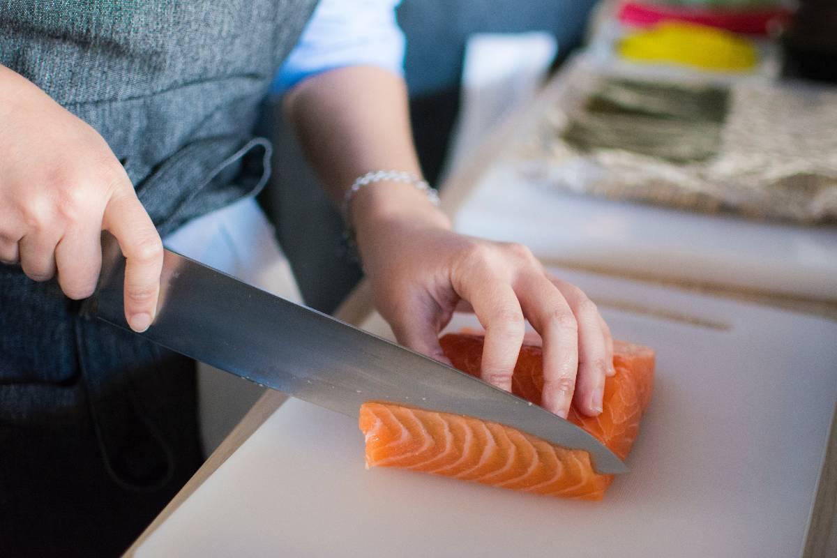 ¿Quieres probar los tacos de salmón? Prueba esta receta casera