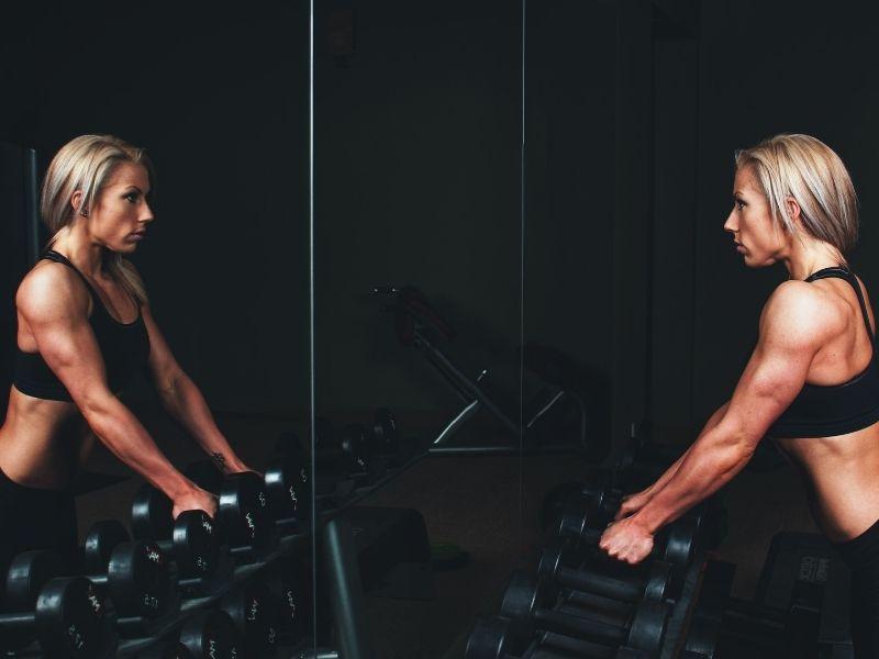 Reto de entrenamiento piramidal: trabaja todos los músculos del cuerpo en 5 días