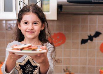 Recetas de halloween para compartir con los más pequeños